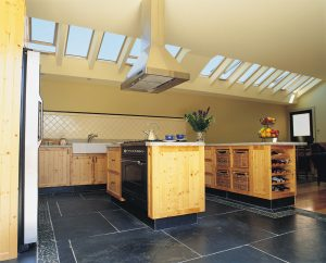 The Kitchen Skylight