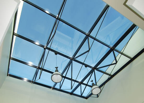 commercial skylights of belleskylights