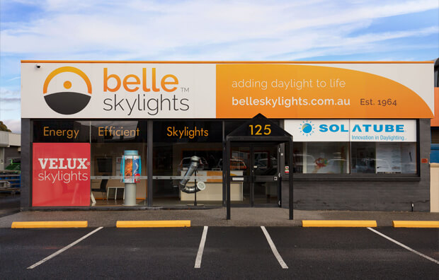 Belle Skylights Story