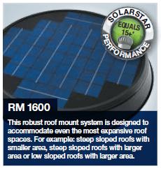 Solastar RM 1600