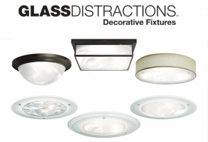 Glass Decorative Fixtures
