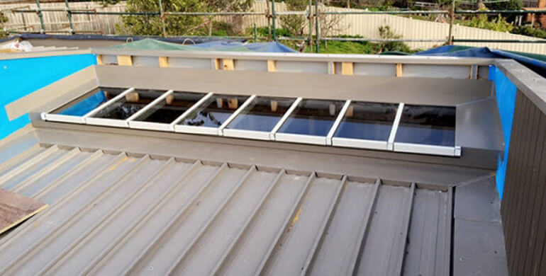 Glazed Roof-Systems Project Range Gallery